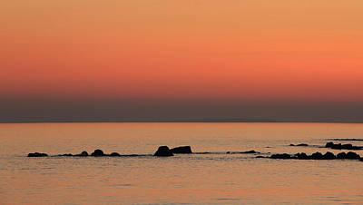 Furbo Beach Sunset Poster