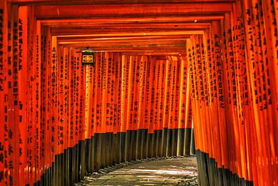 Fushimi Inari Poster