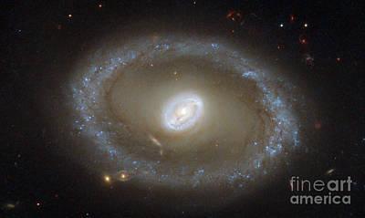 Galaxy Ngc 3081 Poster