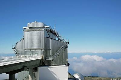Galileo National Telescope Poster