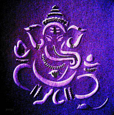 Ganesha Ganpathi Poster