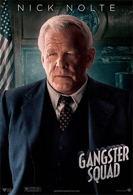 Gangster Squad Nolte Poster by Movie Poster Prints