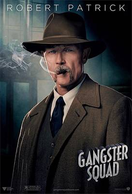 Gangster Squad Patrick Poster by Movie Poster Prints
