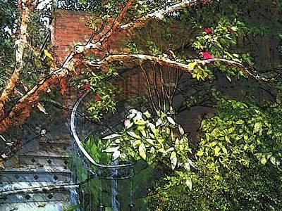 Garden Climb  Poster