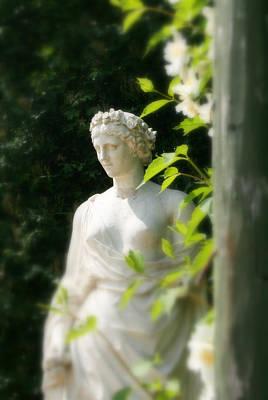 Garden Goddess Poster