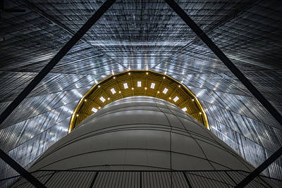 Gasometer - Big Air Package Poster by Ercan Sahin