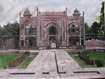 Gate Poster by Vikram Singh