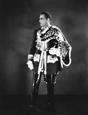 General Crack, John Barrymore, 1930 Poster by Everett