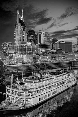 General Jackson Nashville Poster by Brett Engle