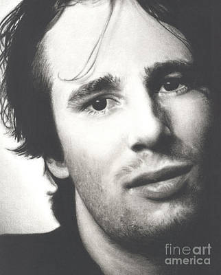 Gentle And Kind -- Jeff Buckley Poster by N Faulkner