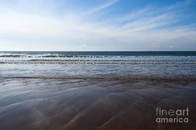 Gentle Waves Poster