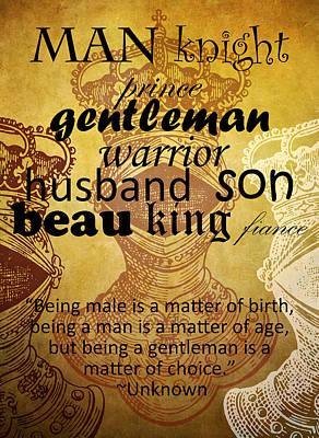Gentleman 1 Poster