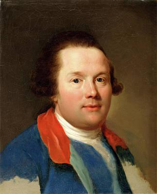 George, 3rd Earl Cowper 1738-1789, Anton Raphael Mengs Poster