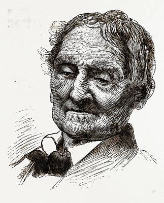 George Boss, Aged 86, 1880, Usa, America Poster