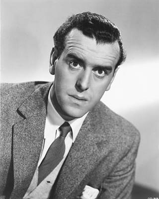 George Cole Poster by Silver Screen