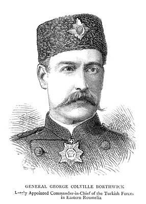 George Colville Borthwick (1840-1896) Poster by Granger