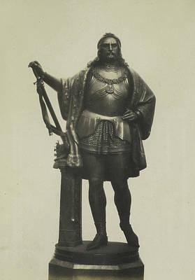 George I Of Bohemia. Miller Poster by Artokoloro