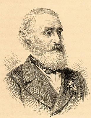 George Julius Poulett Scrope Poster