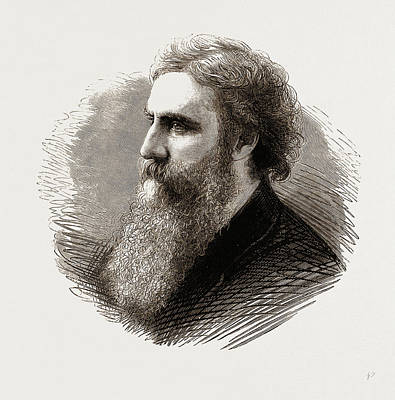 George Macdonald Poster by Litz Collection