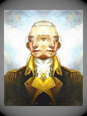 George-washington 1 Poster