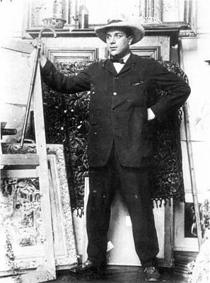 Georges Braque, C1910 Poster