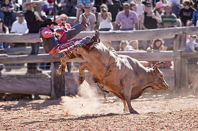 Get Bucked I Poster