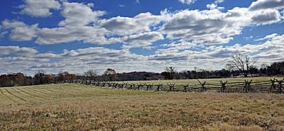 Gettysburg Battlefield - Pennsylvania Poster