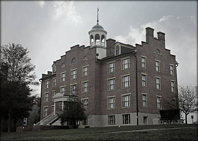 Gettysburg Schmucker Hall - No.2 Poster by Stephen Stookey