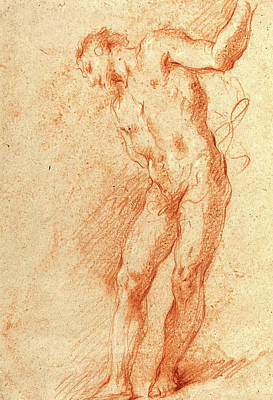Gian Antonio Guardi, Italian 1699-1761 Poster