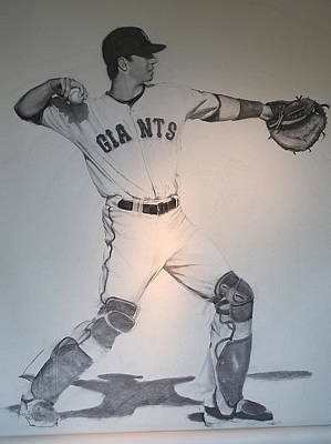 Giant Posey Poster