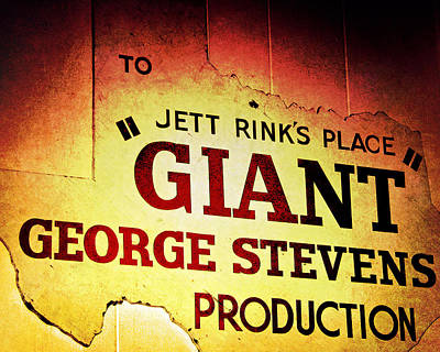 Giant Poster by Trish Mistric