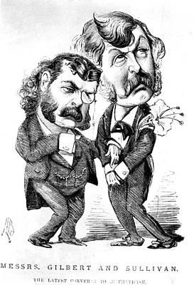 Gilbert & Sullivan Poster