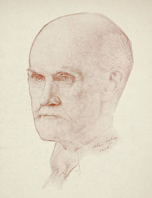 Gilbert Murray (1866-1957) Poster by Granger