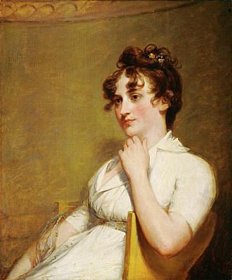 Gilbert Stuart, Eleanor Parke Custis Lewis Mrs Poster