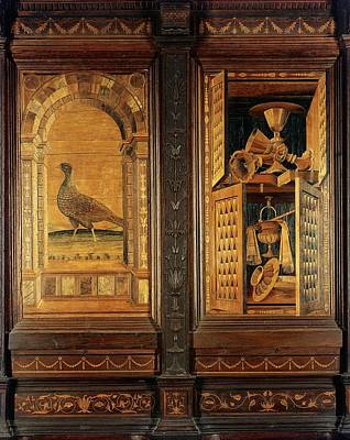 Giocondo Da Verona Giovanni Fra, Inlaid Poster by Everett