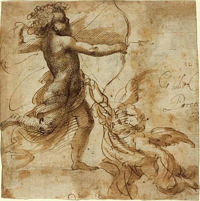 Giulio Cesare Procaccini Italian, 1574 - 1625 Poster by Quint Lox