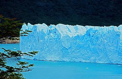 Glaciar Perito Moreno - Patagonia Poster by Juergen Weiss
