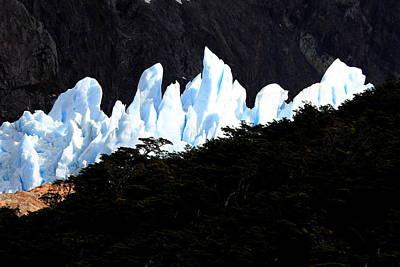 Glacier Onelli Poster by Arie Arik Chen