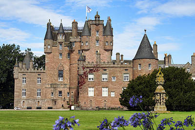 Glamis Castle Poster by Jason Politte