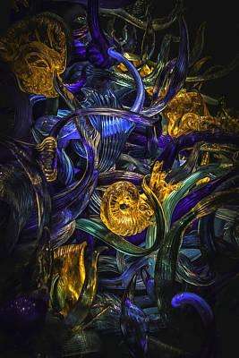 Glass Fantasy Poster
