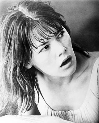 Glenda Jackson In Marat/sade  Poster by Silver Screen