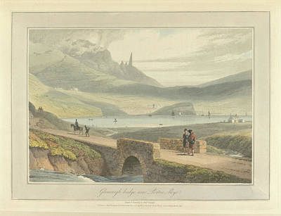 Glenvargle Bridge Poster by British Library