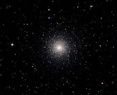 Globular Cluster Ngc 1851 Poster