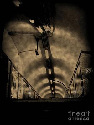 Gloom Poster by John Malone