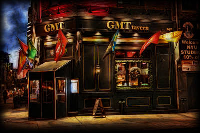 Gmt Tavern Poster
