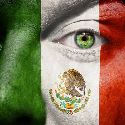 Go Mexico Poster by Semmick Photo