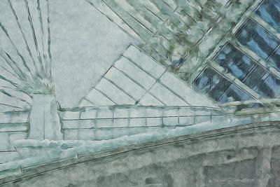Going Calatrava Poster by Jack Zulli