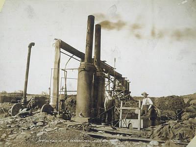 Gold Mine, Alaska, C1898 Poster by Granger