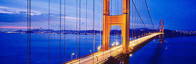 Golden Gate Bridge, San Francisco Poster by Panoramic Images