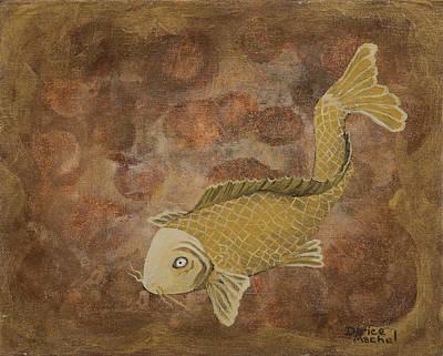 Golden Pond Poster by Darice Machel McGuire